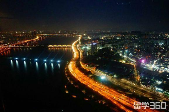 韩国留学生活费