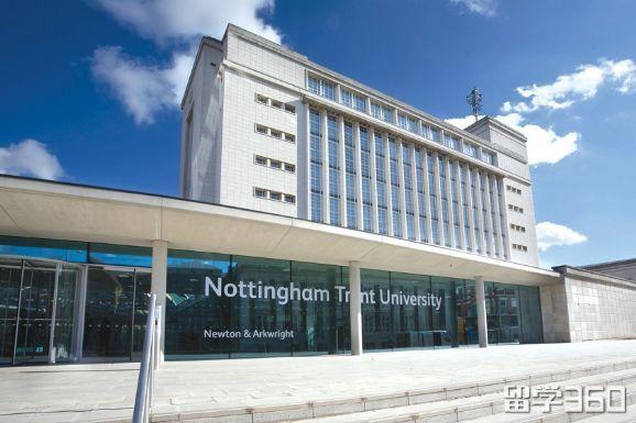 诺丁汉特伦特大学基本信息