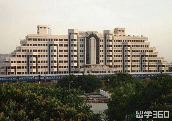 印度韦洛尔科技大学荣誉