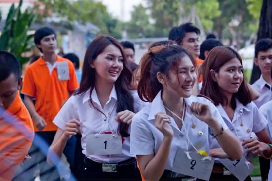 【新生】听说你想要来泰国读大学?快戳我!