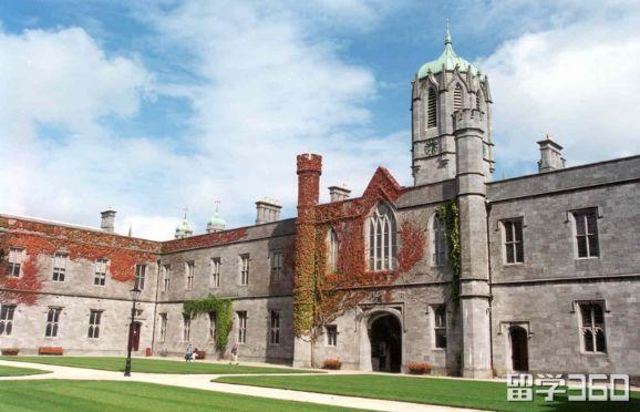 爱尔兰留学流程