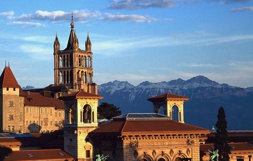 忽老师开启你的瑞士留学之美妙旅程