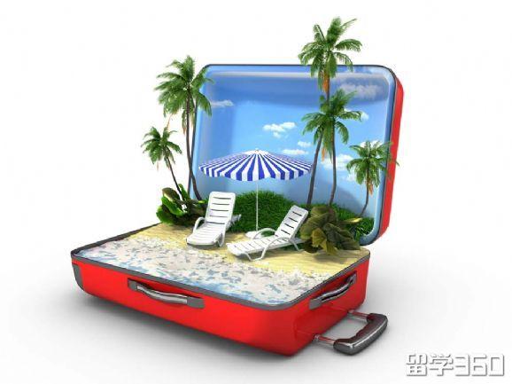 美国留学,美国读书,美国留学行李