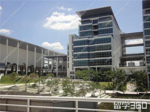 留学为你来,带你走进马来西亚泰莱大学