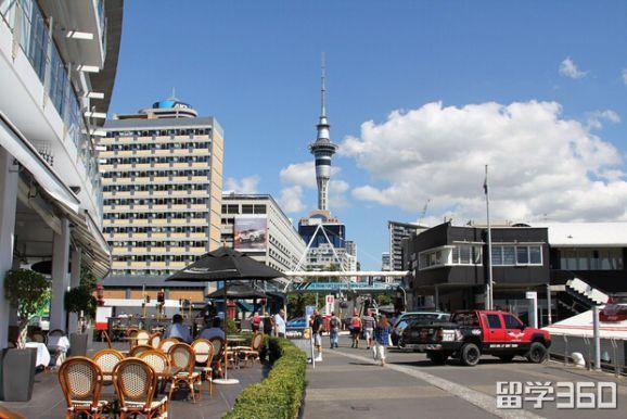 新西兰留学   新西兰的留学生活情况