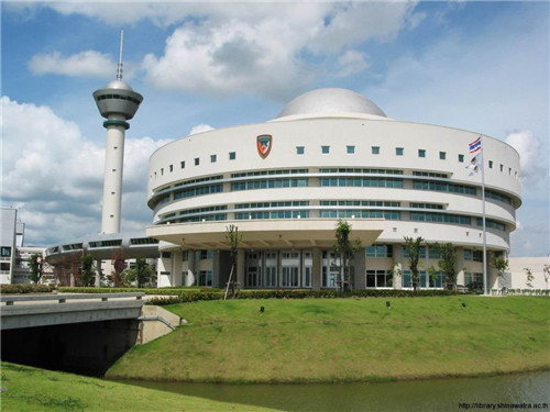 西那瓦国际大学居所和学生宿舍