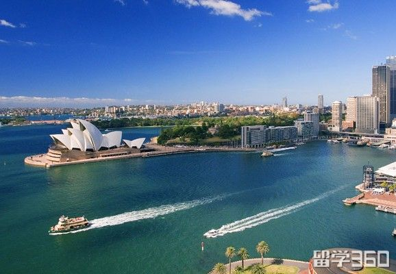 澳洲留学生活费