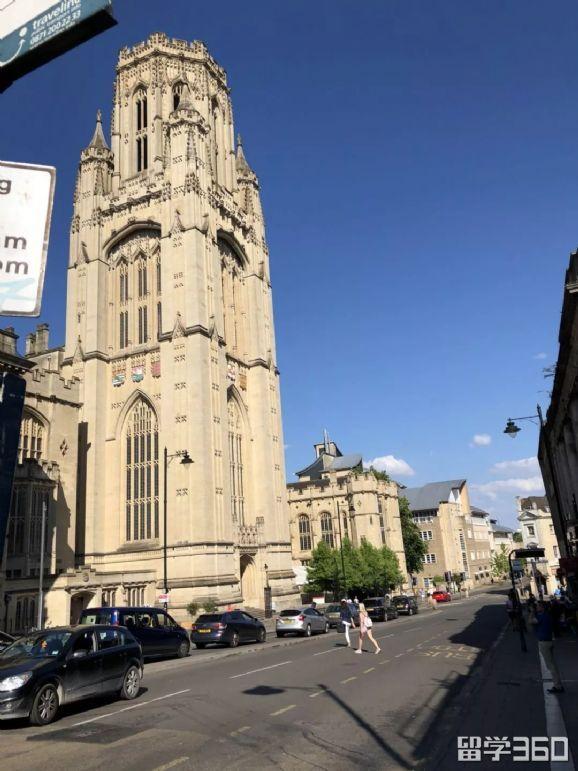 英国备受留学生欢迎的城市!
