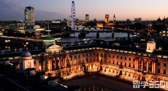 爱发拒信!颜值高!霸气侧漏的伦敦国王学院