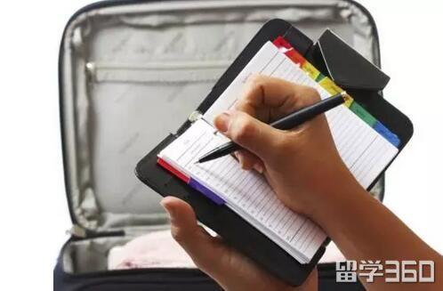 澳洲留学完整行李清单,留学生们都带了什么?