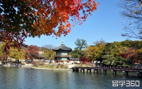 韩国美食美景
