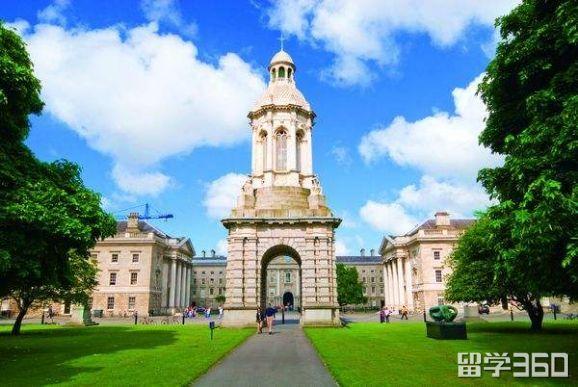留学爱尔兰顶尖的大学盘点