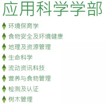 香港留学 | 理科生在香港读副学士有哪些选择?