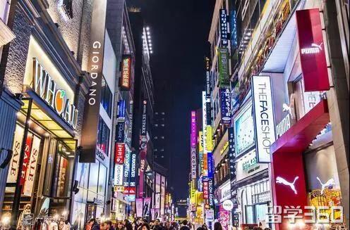 韩国就业岗位