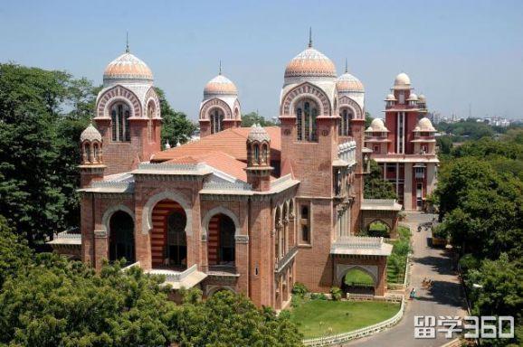 印度马德拉斯大学