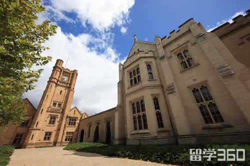 敢于尝试,录取墨尔本大学也不是梦!