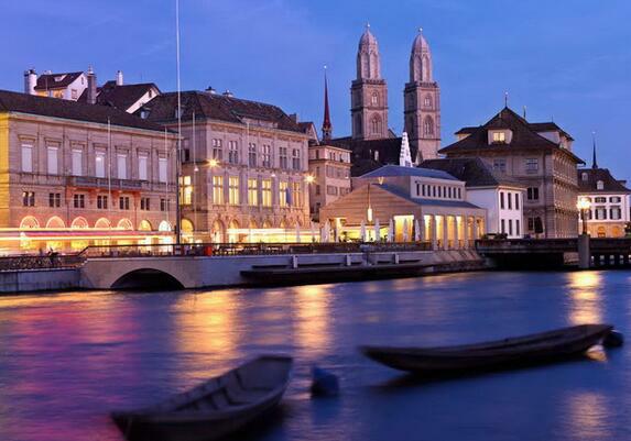 瑞士一流大学