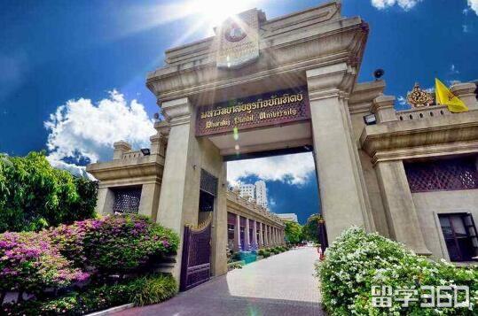 【泰国留学录取榜-硕士】为什么去泰国读金融管理专业?