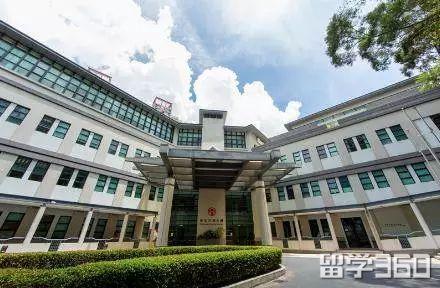 香港岭南大学――博雅达观,格物致知