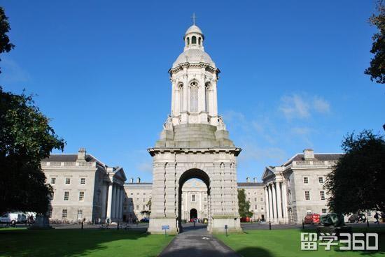 爱尔兰的专升本,专升硕留学项目