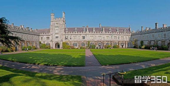 国内大专生赴爱尔兰读本科,硕士留学项目