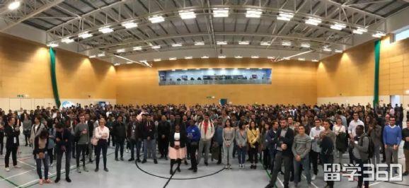 才刚刚开学?英国大学2018开学周现场直击!