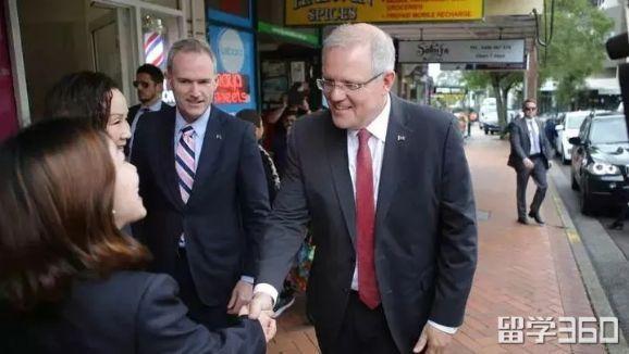 澳大利亚总理走进悉尼华人社区,承诺致力于中澳关系长期发展!
