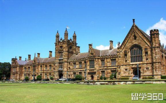 澳大利亚悉尼大学读研金融专业