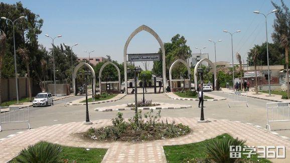 埃及米尼亚大学