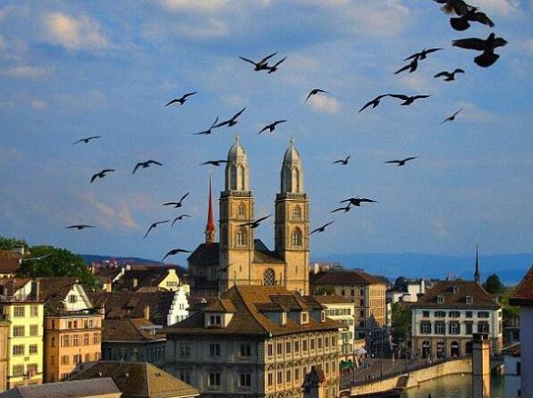 瑞士留学 心理学