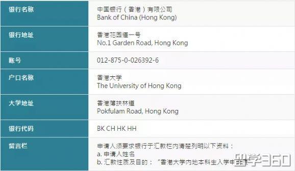香港大学2019内地本科招生计划出炉啦!