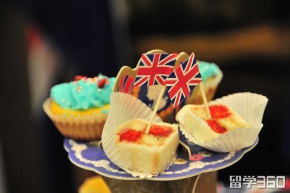 英国留学生活中的美食