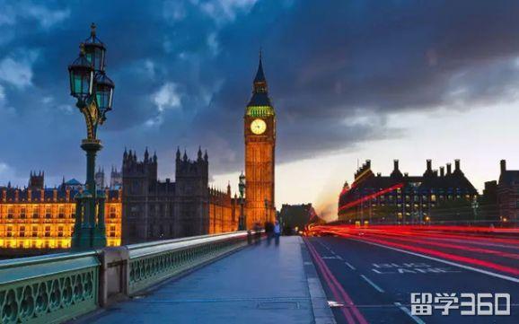 英国留学费用
