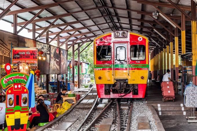 【留学小技巧】在泰国买火车票的一些小知识