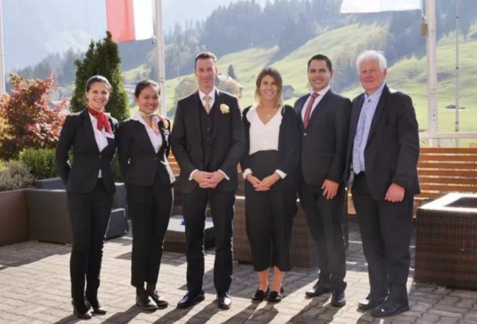 瑞士HTMi酒店管理学院丨2018秋季校园招聘周活动圆满落幕