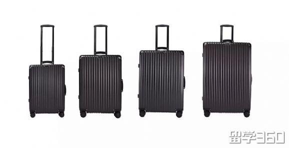 留学生该如何选择行李箱呢?