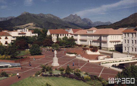 南非斯坦陵布什大学