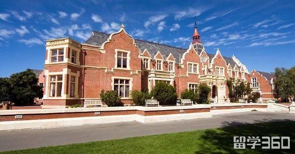 新西兰大学排名