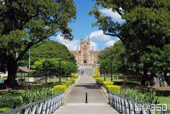 官宣:悉尼大学商学院今天开始降分录取!