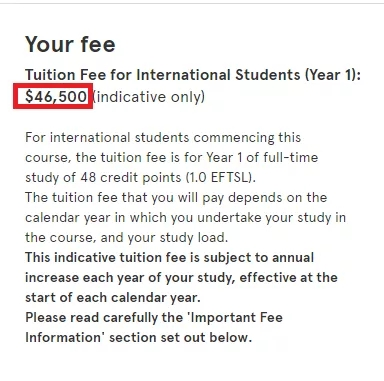 吓SKR了!2019年澳洲大学学费又双����猛涨!!!