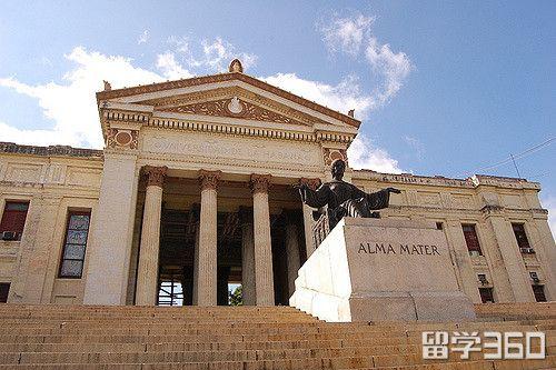 古巴哈瓦那大学申请