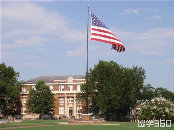 美国留学,去美国留学,美国密西西比州