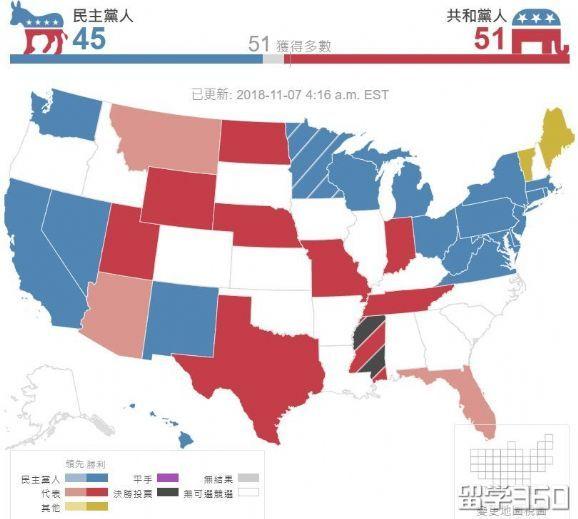 美国中期选举结果:对中国留学生会有什么影响?