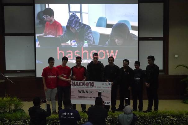 亚太科技大学在HACK@ 10比赛中一箭双雕取得两次胜利