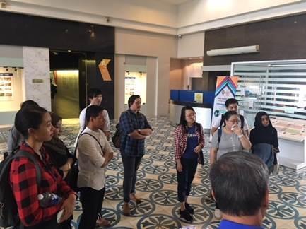亚太科技大学旅游管理专业学生探索马来西亚记忆之旅