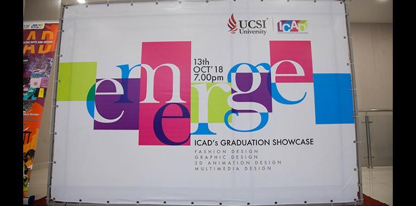 学校首届ICAD展览,让我们看到思特雅大学创造性人才