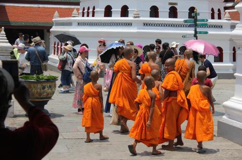 微笑王国――泰国游,出行必备