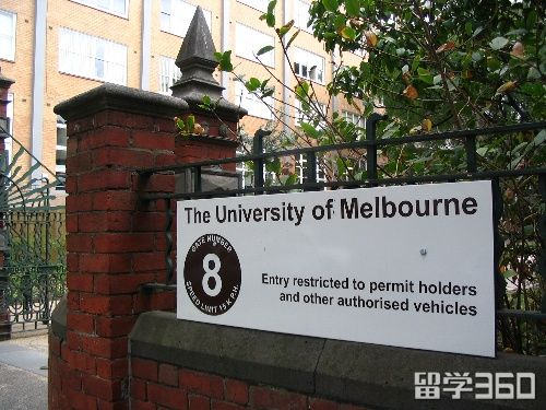 211大学申请墨尔本llm