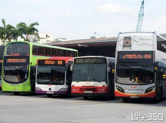 新加坡公共巴士