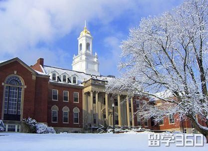 """美国冬季最""""冷""""的大学,爱我你怕吗?"""